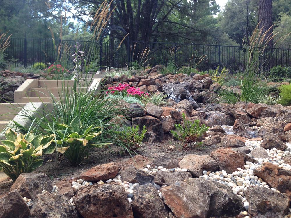 Landscape Design Folsom Ca