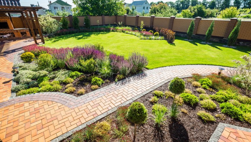 residential landscaping company Auburn CA