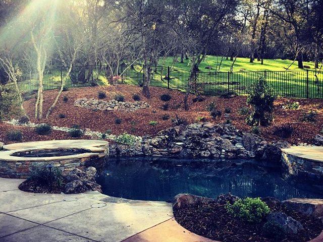 Custom Landscape Design Sacramento CA