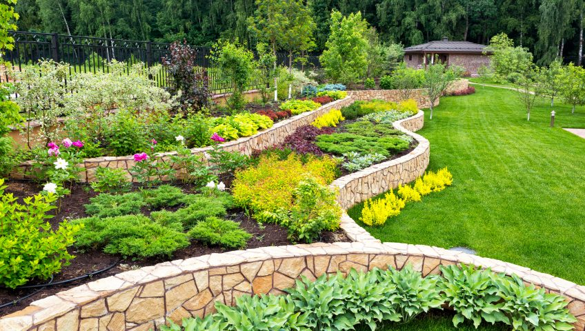 Landscape contractor auburn
