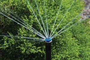 Water Saving Sprinkers